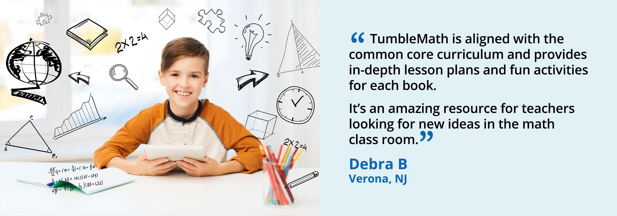 TumbleMath