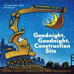 Good Night Construction Site Book Cover