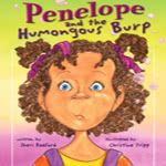 Penelope and the Humongous Burp book cover